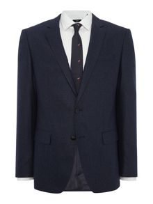Hugo Boss Huge Genius Flannel Suit