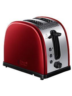 Legacy Red 2 Slot Toaster