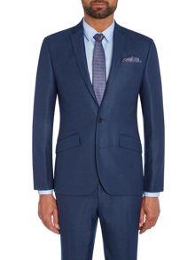 Kenneth Cole Hector SB2 textured suit jacket