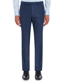 Kenneth Cole Hector textured slim fit suit trouser