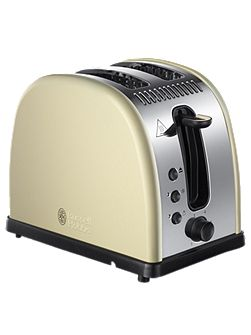 Legacy Cream 2 Slot Toaster