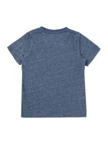 name it Boys Contrast Pocket Shortsleeve tee
