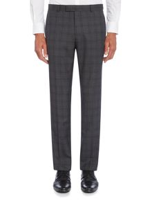 Kenneth Cole Douglas slim fit check suit trouser