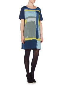 BRAINTREE Renberg Jersey Shifty Dress