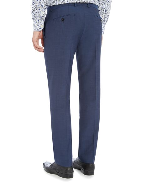 Howick Tailored Weston Slim Fit Panama Suit Trouser