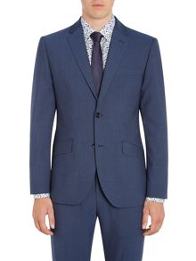 Howick Tailored Weston Slim Fit Panama Suit Jacket
