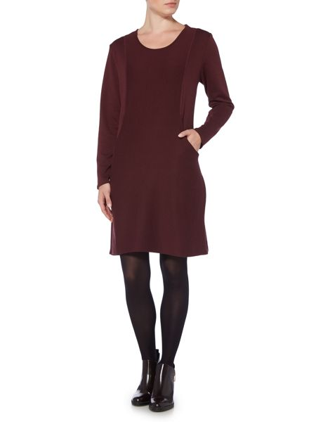 BRAINTREE Alberti Long Sleeve Dress