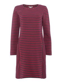 BRAINTREE Arlbord Stripe Shift Dress