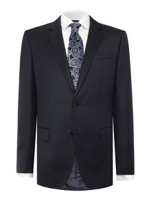 Hugo Boss Huge Genius Horizontal Stripe Suit