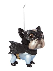 Linea Bat dog decoration