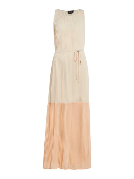 Vila PLEATED MAXI
