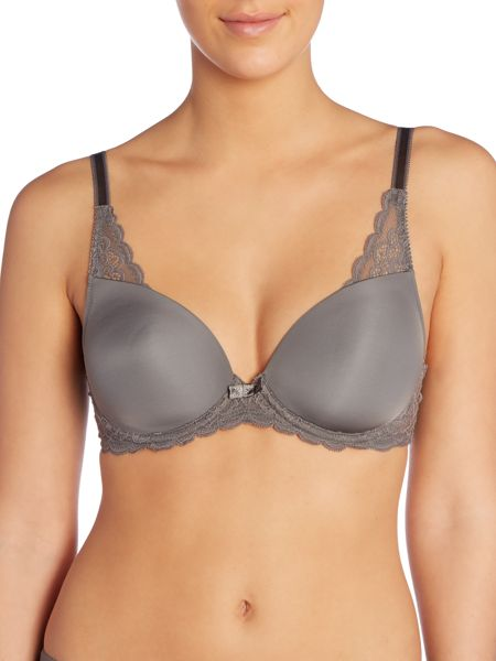 Triumph Amourette spotlight wired half padded bra