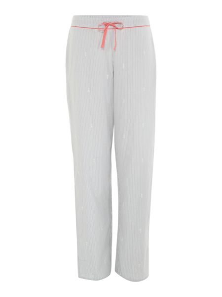 Dickins & Jones Embroidered Stripe Trouser