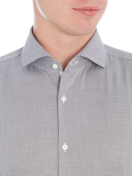 Hugo Boss Jery Gingham Shirt