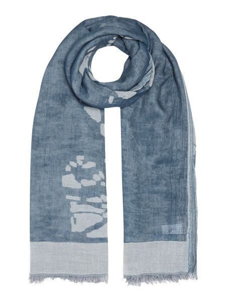 Label Lab Tree Print Scarf