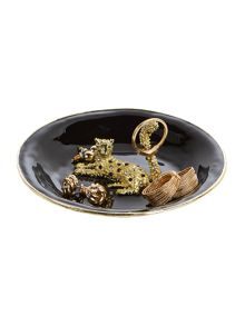 Biba Leopard ring holder
