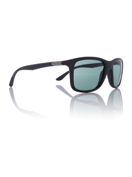 Ray-Ban Black square RB8352 sunglasses