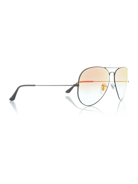 Ray-Ban Black pilot RB3025 sunglasses