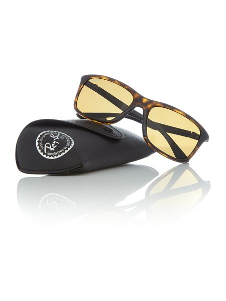 Ray-Ban Havana square RB8352 sunglasses