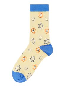 BRAINTREE Daisy Dot Socks