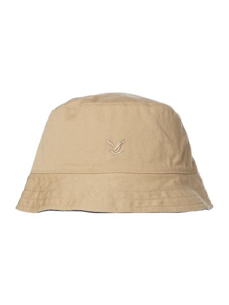 Lyle and Scott Reversible Bucket Hat