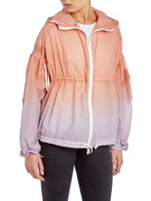 Hunter Colour haze shrunken ripstop jacket