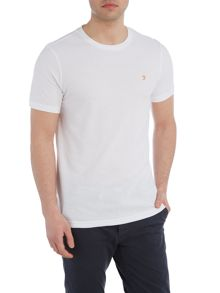 Farah Kenton regular fit honeycomb t shirt