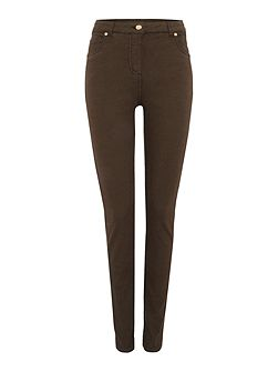 Plain super stretch skinny stevie jeans