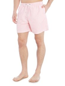 Boardies Mid length Butcher Stripe Swim Shorts