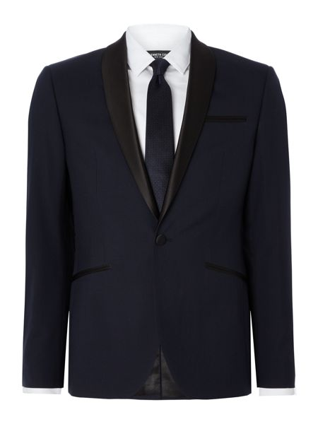 Kenneth Cole Reginald SB1 slim fit tuxedo jacket