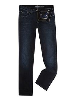 Slim fit American Shoreline Blue Black Wash Jeans