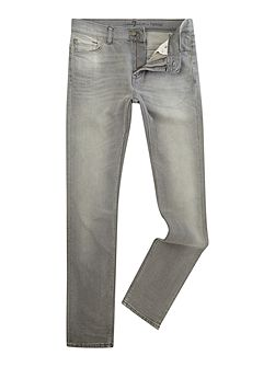 Skinny Fit American Shoreline Grey Wash Jeans