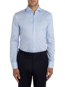 Hugo Boss Jason Crosshatch Shirt