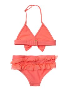 Angel's Face Girls Sorrento Bow Detail Bikini