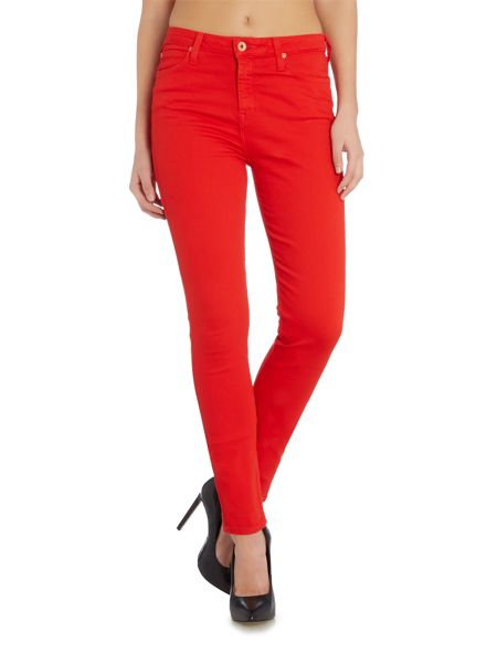 Lee Skyler high rise ankle skinny jean