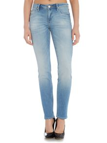 Lee Emlyn straight leg jean in beach blue
