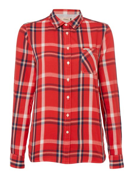 Lee Long sleeve check shirt