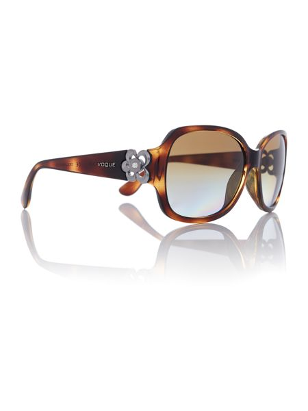 Vogue Havana square VO2778SB sunglasses