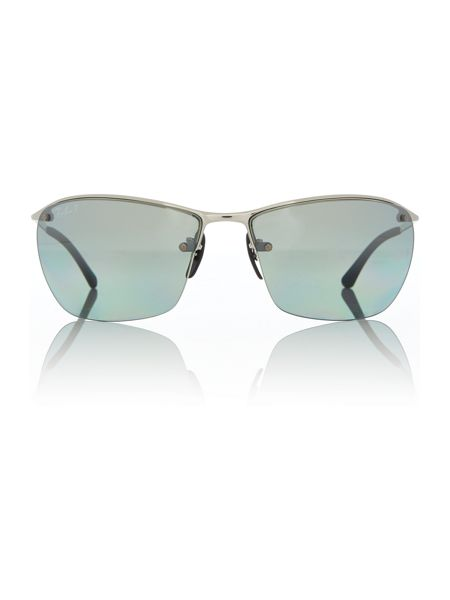 Ray-Ban Silver square RB3544 sunglasses