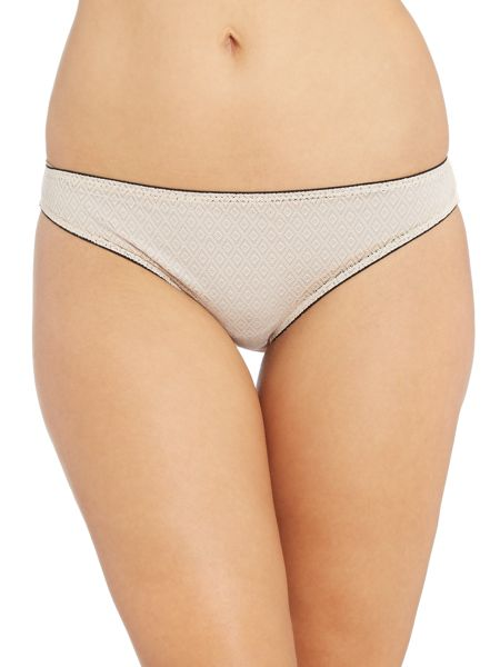 Lepel London Chelsea diamond mini brief