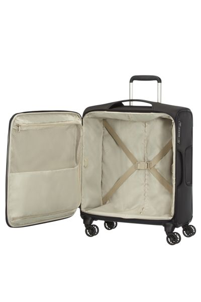 Samsonite B-Lite 3 black 8 wheel 56cm cabin spinner