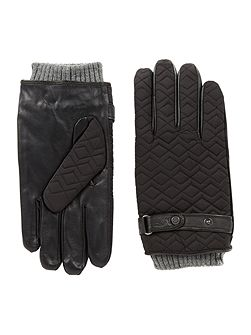Liam Cube Style Quilted Glove