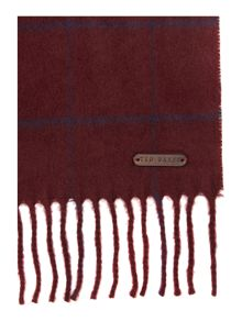 Ted Baker Flint Check Scarf