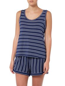 Dickins & Jones Stripe Beach Vest