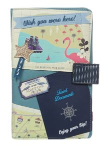 Disaster Memento travel wallet