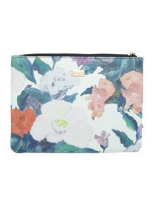 Disaster 1916 cosmetic bag