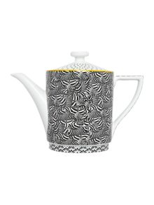 Ted Baker Langdon Black Teapot