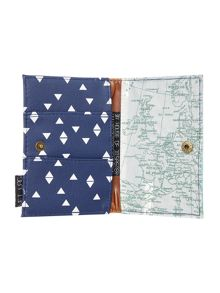 Disaster Jet Lag Passport Holder