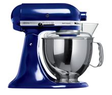 KitchenAid Artisan 4.8L Tilt-Head Stand Mixer, Cobalt Blue