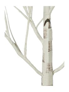 Linea 1.5m White bark light up tree